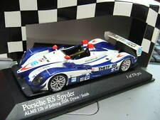 PORSCHE RS Spyder Sebring #16 2008 Dyson Smith PMA Minichamps Sonderpreis 1:43