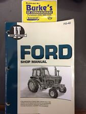 Ford New Holland 5000 7000 7600 7610 7700 7710 Tractor Service Repair Manual