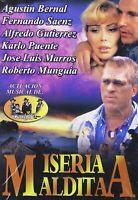 Miseria Maldita (DVD, 2004), New, Spanish Language