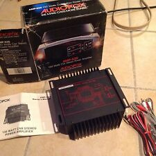 Audiovox Amplifier / AMP-535 130 watt car stereo amplifier
