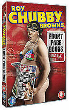 Roy Chubby Brown's Front Page Boobs (DVD, 2012)