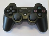 Sony OEM Dualshock 3 Wireless Controller Black For PlayStation 3 Remote PS3 4Z