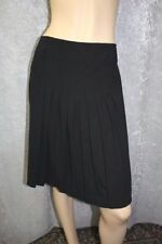 Cue Viscose Knee-Length Pleated Skirts for Women