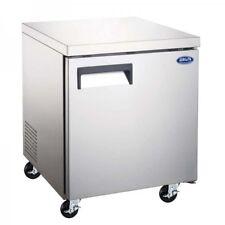 """27"""" Undercounter Freezer Commercial Freezer Worktop Stainless Steel"""