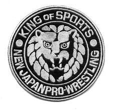 🤼NJPW NEW JAPAN PRO WRESTLING Iron-on PATCH-Kenny Omega/Bullet Club-Young Bucks
