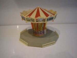 OO HO FALLER FUN FAIR SWING RIDE BUILDING FOR PARTS ONLY