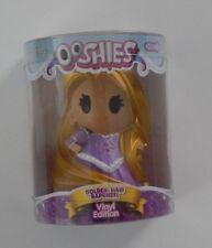 NEW ~ DISNEY PRINCESS VINYL OOSHIE Golden Hair Rapunzel ~ Series 1 Ooshies Gold