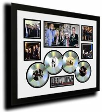 FLEETWOOD MAC ON WITH THE SHOW TOUR SIGNED LIMITED EDITION FRAMED MEMORABILIA