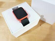 Xiaomi amazfit bip smart watch (orange)