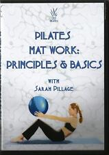 Pilates New DVD Training for Weight Loss, Bad Back and More Ideal for Beginners
