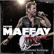 PETER MAFFAY - PLUGGED-DIE STÄRKSTEN ROCKSONGS  2 VINYL LP NEUF