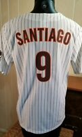MLB SD Padres Baseball SANTIAGO #9 Hall Of Fame SGA Jersey XL**Note: Size