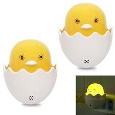 2pk. Little Chick Night Sweet Light Auto Sensor Nursery Bedroom Bathroom Hallway