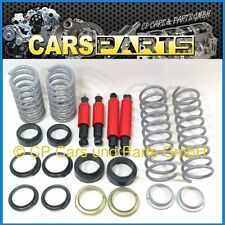 Chassis Springs+Shock absorber (Oil + Spring rubbers) LADA Niva 1600 cm³/2121