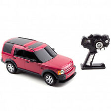 """Discovery 3 Land Rover Full Functional RC REMOTE CONTROL 13.8"""" 1:14 Scale Red"""