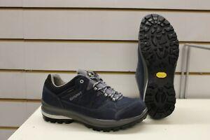 Grisport Lady Olympus Navy Blue Nubuck Waterproof Walking Shoes UK 6 EU 39