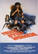 Truckstop Women DVD - starring Claudia Jennings - Trucker Drama and Adventure