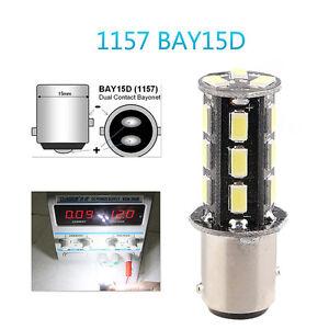 10Pcs 1016 1034 1142 1157 BAY15D 5730 18SMD Led Tail Brake Turn Light Lamps 12V