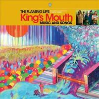 FLAMING LIPS - KING'S MOUTH NEW CD