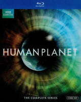 Human Planet: The Complete Series (Blu-ray, 2011, 3-Disc Set) Lenticular Cover