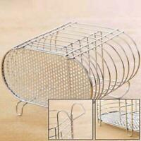 Dish Rack Drainer Dry Organizer Cutlery Holder Kitchen Steel Hot New J7X8
