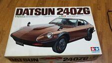 Tamiya 1/12 Scale Datsun 240ZG Plastic Model Kit JAPAN