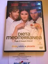 Dieta mediterranea dvd