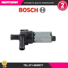 0392020034-G Pompa acqua elettrica da parcheggio Audi-Seat-Opel (BOSCH)
