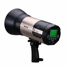 NiceFoto n6 600W TTL.M HSS PortableStrobe Flash & TX-N02 For Nikon