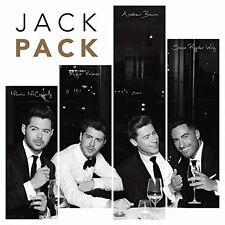 JACK PACK JACK PACK CD ALBUM (October 30th 2015)