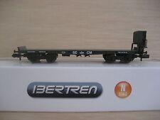 Ibertren - REF.55042-A - Plataforma con teleros y con garita SE de CM