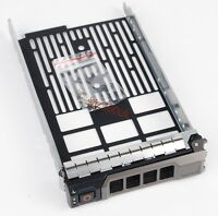 for Dell 3.5 SAS Hard Drive Tray Caddy PowerEdge R630 R730 R530 T630 T330 F238F