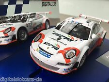 "Carrera Digital 132 30727 Porsche GT3 RSR "" LECHNER RACING No.14 "" NEU"