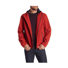 NWT Tommy Hilfiger Mens Hooded Performance Soft Shell...