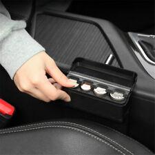 Interior Coin Pocket Cases Holder Plastics Storage Box Dispenser Organizer H&P