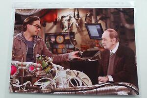 Autogramm Bob Newhart Big Bang Theory original autograph signed photo 20x30 cm