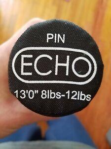 "Echo Centerpin 12' 6"" Medium Float Rod"