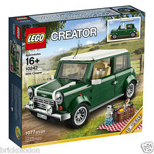 LEGO ® Creator Expert ® Mini Cooper 10242 New Sealed Set