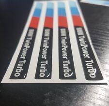 BMW M Sport Performance Twin Power Sticker Decal Emblem Badge F30 F80 F90 F10
