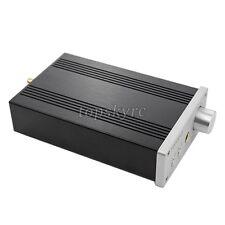 Topping D3 24Bit 192kHz USB Optical Coaxial DAC Headphone Amp Amplifier Silver