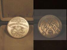 Deutsch-Südwestafrika Medaille 100 Jahre DSW Zur Erinnerung Silber Stempelgl.