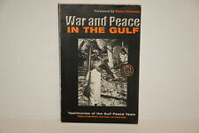 War And Peace In The Gulf By Noam Chomsky
