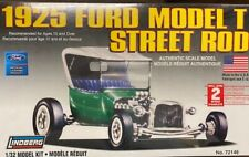 NEW Factory Sealed Box LINDBERG 1925 FORD MODEL T STREET ROD 1/32 SCALE MODEL