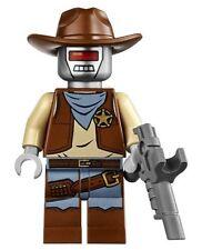 LEGO® The LEGO Movie™ 70800 DEPUTRON Minifigure with GUN NEW