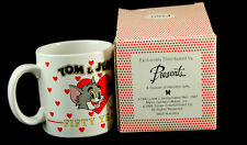 1989 Tom & Jerry 50 Years Mug by Presents #P5507 Turner Entertainment
