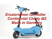 Ersatzriemen Roller Charly MZ ER HD Zahnriemen Elektroroller E RollerZahnriemen