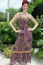 Long Print Dress by xhilaration~Size XS~Fully Lined~Worn Once~Drop Dead Gorgeous