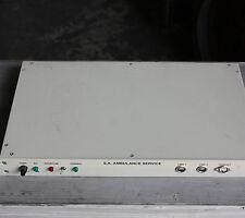 EX Ambulance SA  Interface Service Radio Network communication interface