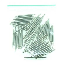 Wholesale / Job Lot 100 x Watch Pin Spring Bars 6mm - 30mm