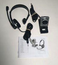 Philips Webcam SPC625NC 1.3 pixels With Headset